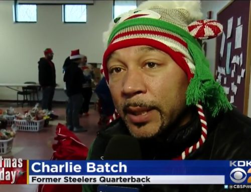 Featured on KDKA-TV: Batch A Toys' Event Provides Food, Presents For Deserving Families