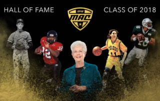 Charlie Batch MAC Hall of Fame Class of 2018