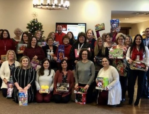 UPMC Community Provider Services Lends a Hand to Batch-A-Toys
