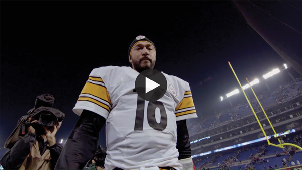 Charlie Batch NFL Films Video
