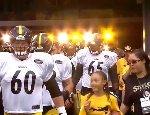 Charlie Batch and Steelers Live at Family Fest