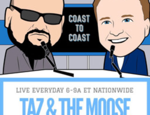 Charlie Batch Talks Steelers with Taz & The Moose on CBS Radio