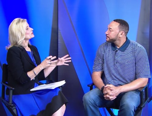 Charlie Batch Featured on Comcast Newsmakers