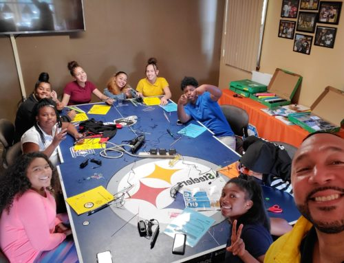 Best Of The Batch Foundation Hosts 3D Printing Workshop With Kids In Munhall
