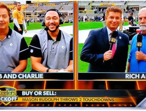 "Steelers Kickoff Launches ""Buy or Sell?"" Segment with Charlie Batch and the Crew"