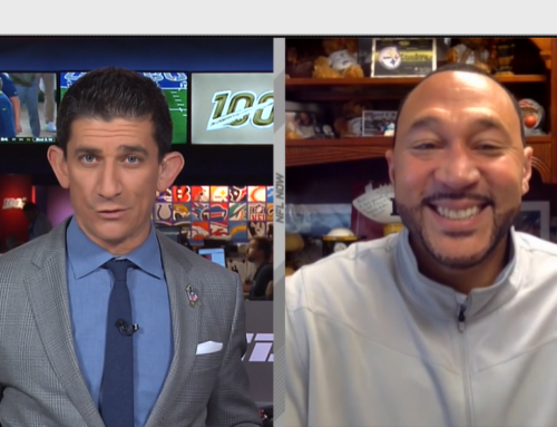 "Charlie Batch Featured on NFL Network's ""NFL NOW"""